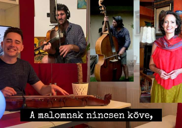 Krajcsó Bence – Zenész, Tanár