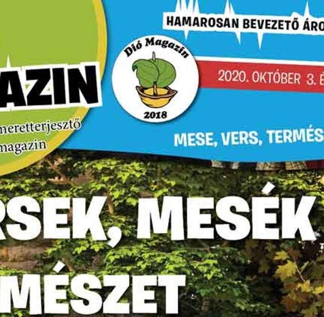 Dió Magazin Mutass jó példát kampány